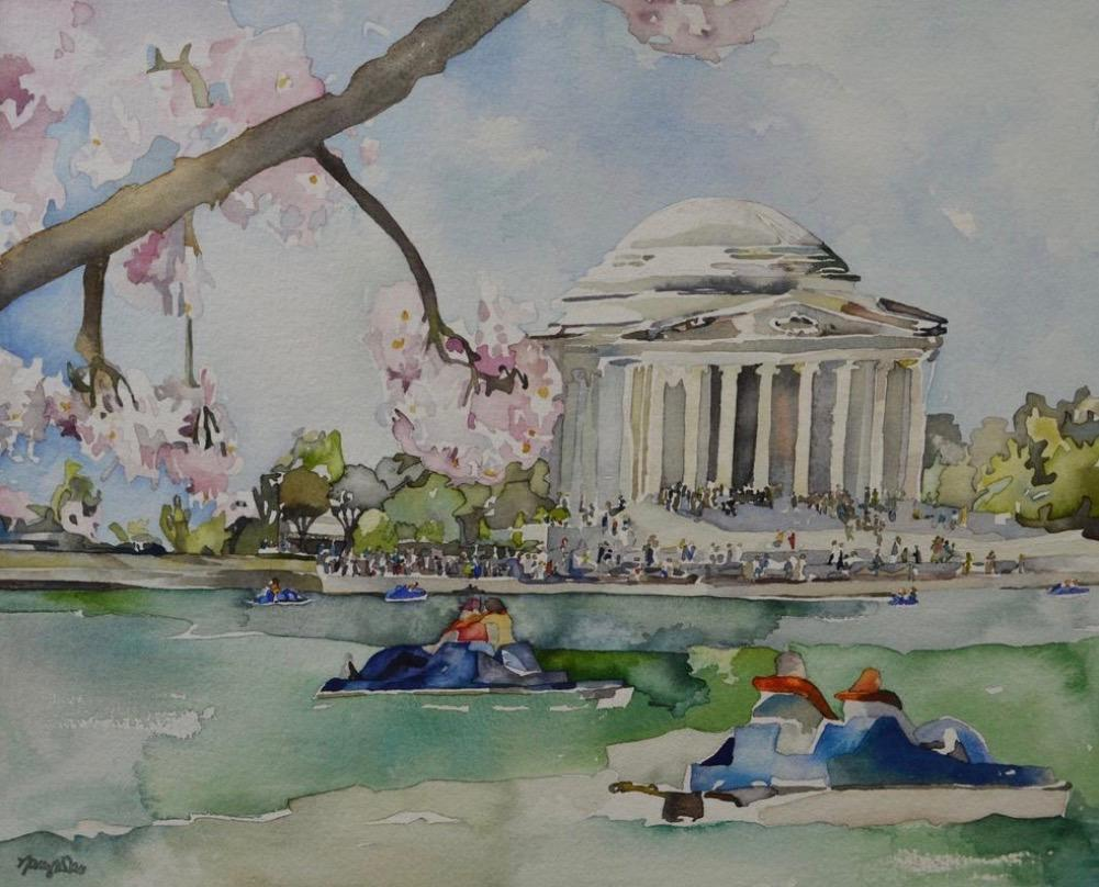 Spring at the Tidal Basin